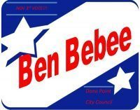 Benjamin Bebee For Dana Point City Council